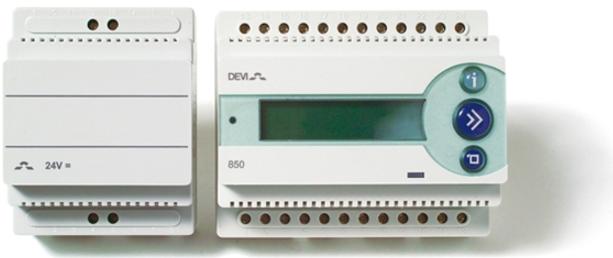 DEVI 850 온도센서 Kit
