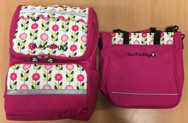 아동용 섬유제품(가방)